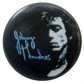 Johnny Thunders - 'Name' Button Badge